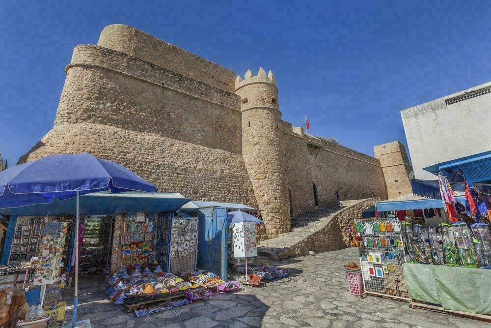 Fort de Hammamet et kasbah