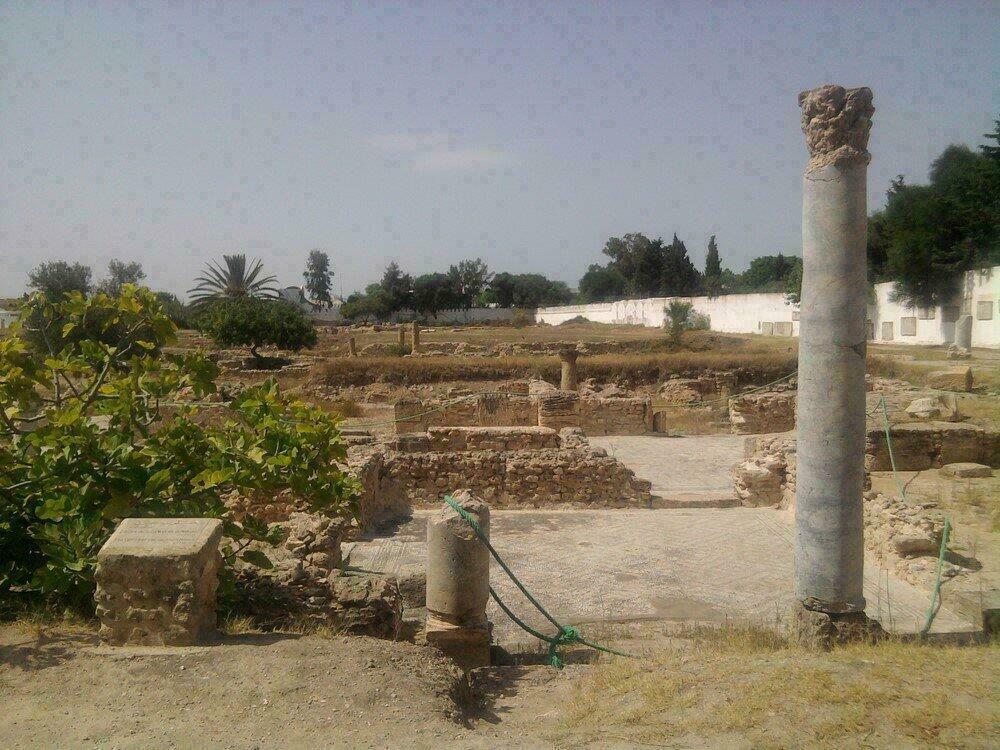 Ruines de Pupput