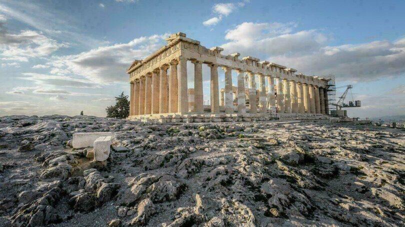 Athènes, une ville à l'histoire si riche