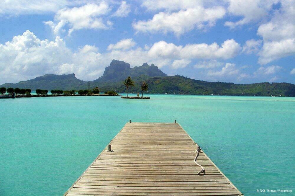 Bora Bora, Polynésie