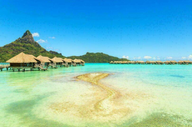 Bora Bora, l'une des plus belles îles du monde