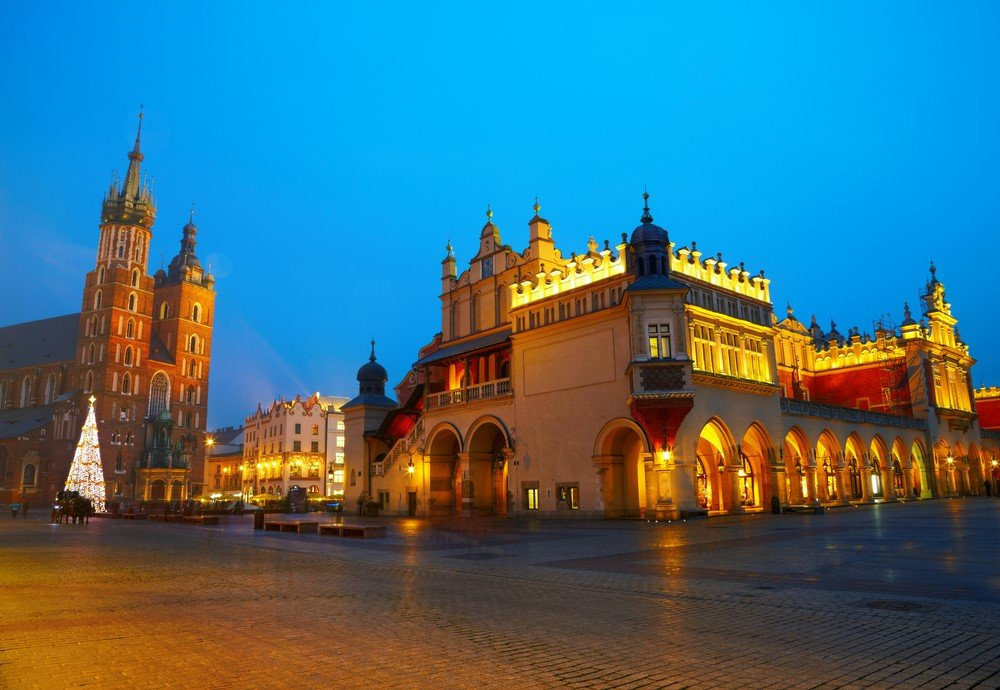 Enterrement de vie de garçon à Cracovie