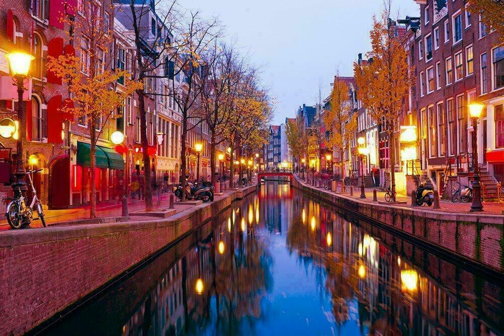 Enterrement de vie de garçon à Amsterdam