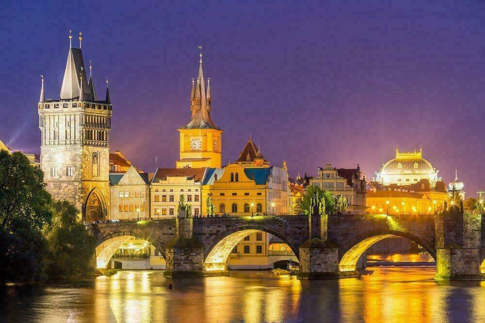 Enterrement de vie de garçon à Prague