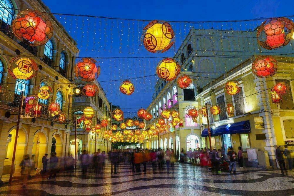 Senado Square, Macau