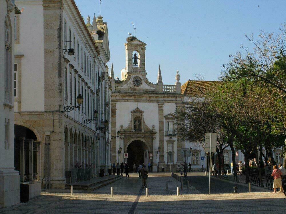 Centre-ville de Faro
