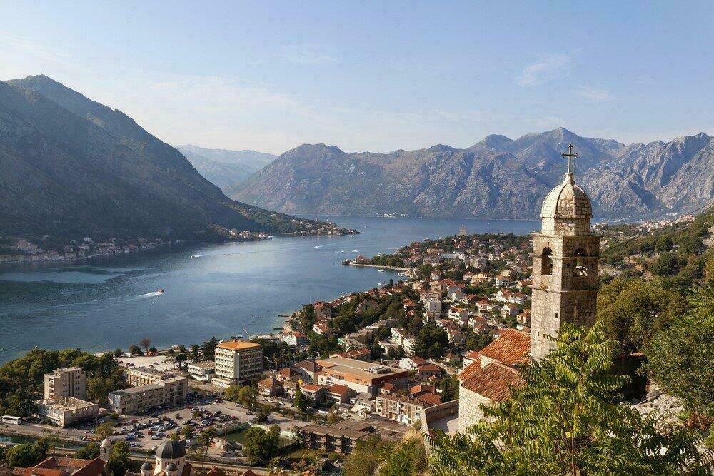 Panorama sur Kotor