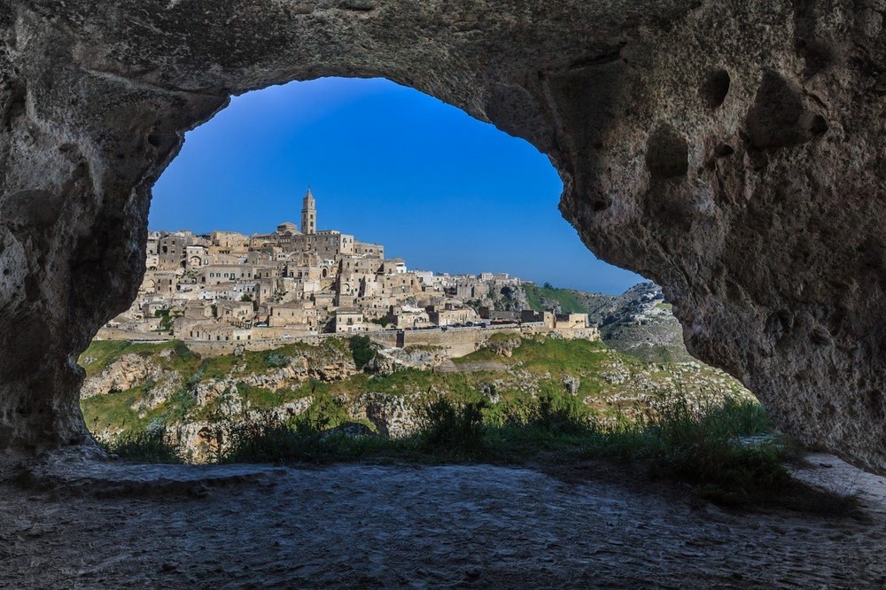 Vieille ville de Matera, Basilicate