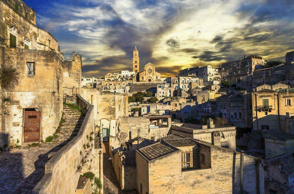 Matera, Basilicate