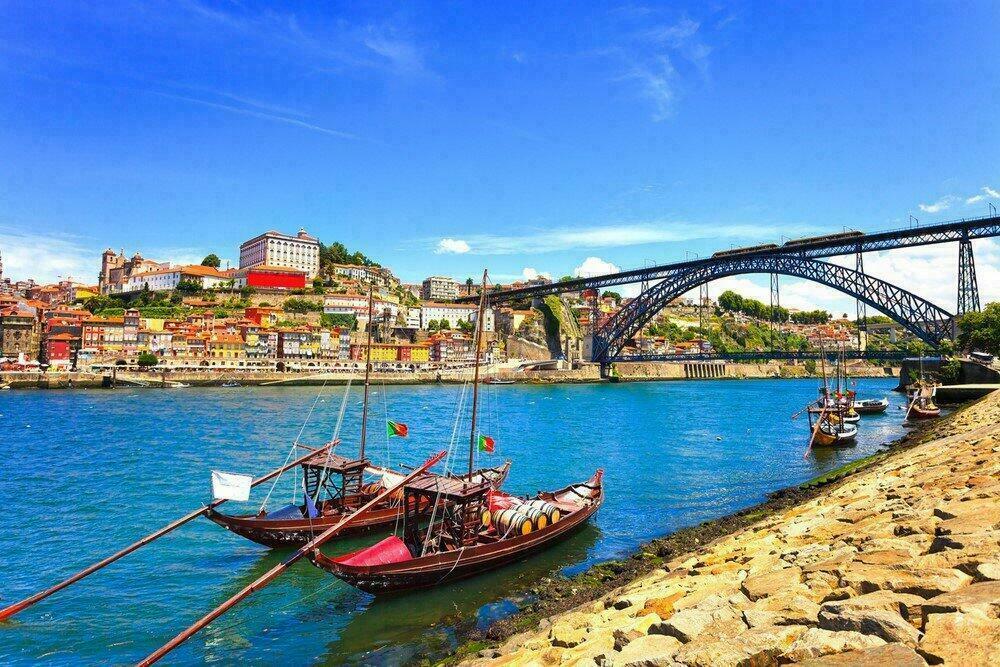 Pont Dom Luis qui enjambe le Douro