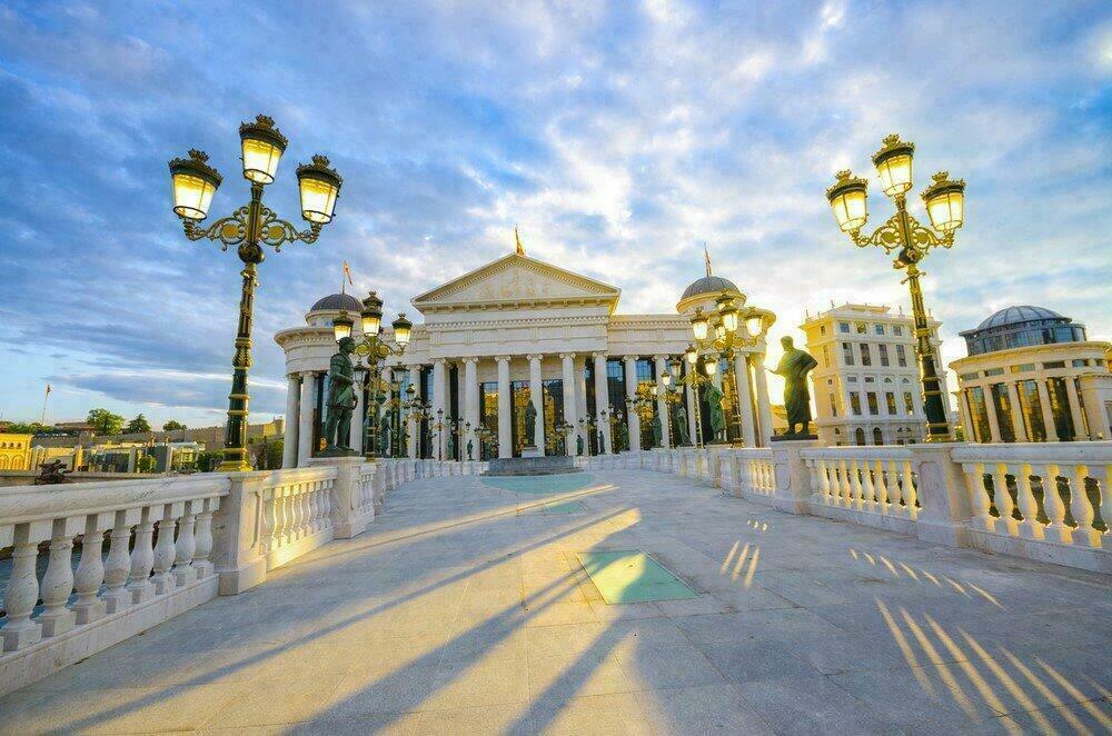 Musée archéologique de Skopje