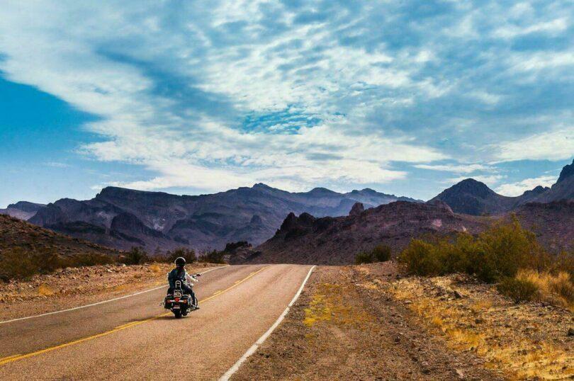 Les plus beaux road-trips du monde en moto