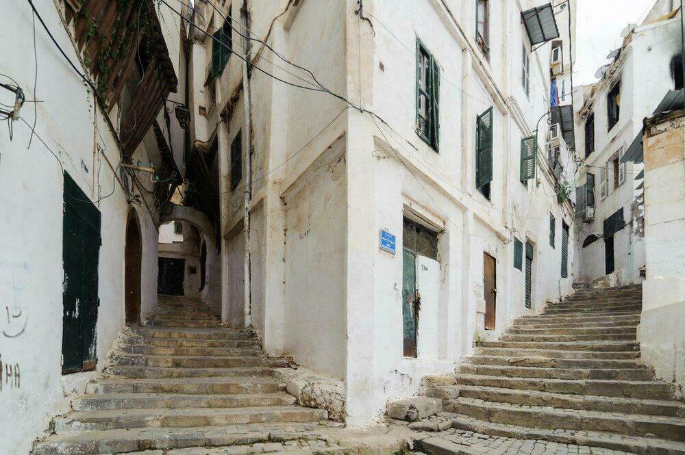 Ruelles de la Casbah d'Alger