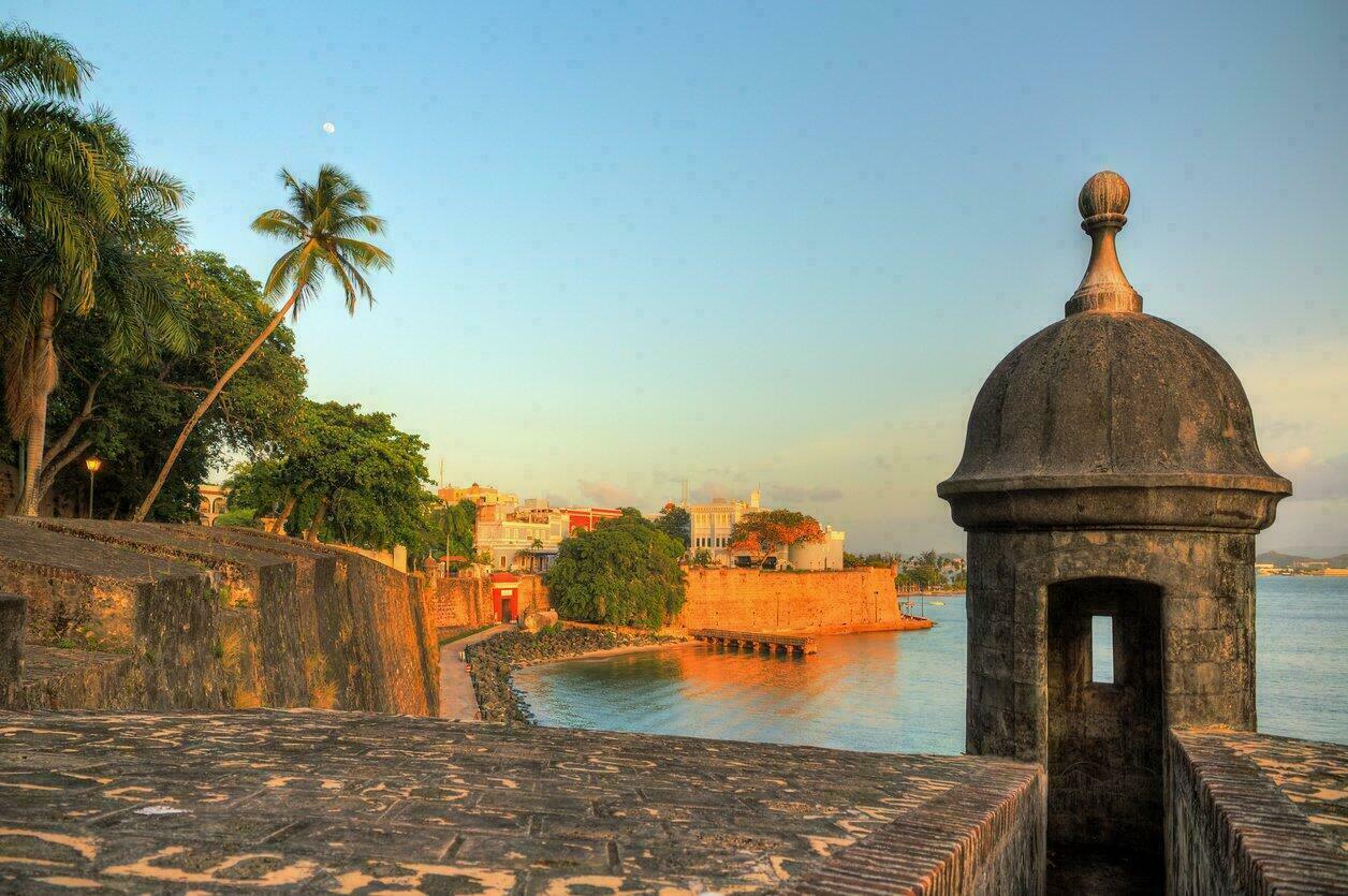 Vieille ville de San Juan, Puerto Rico
