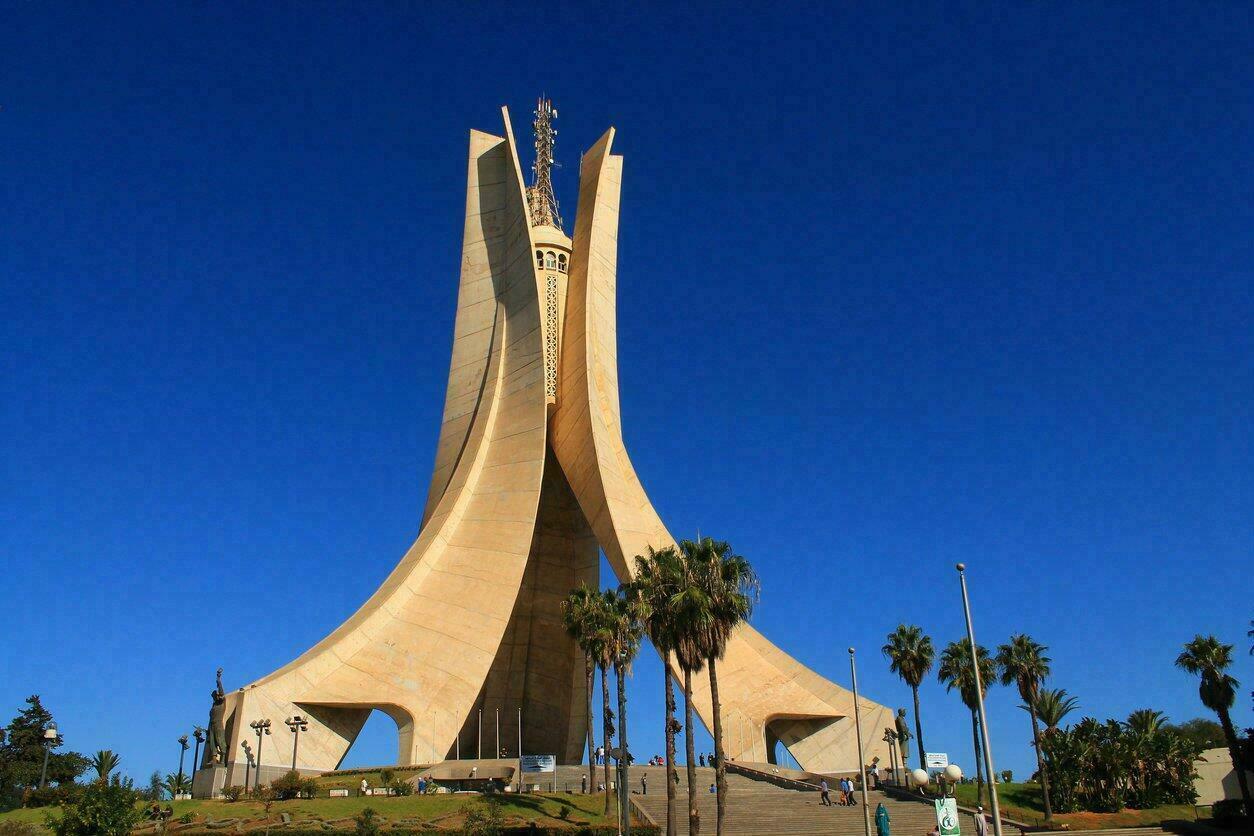 Mémorial du martyre Azmi
