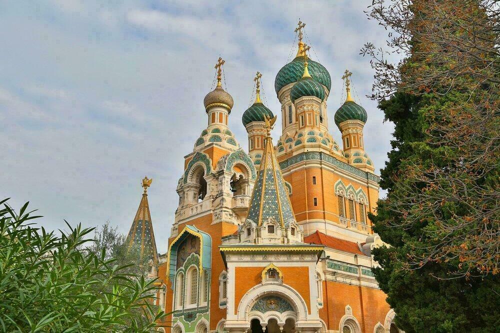 Cathédrale orthodoxe de Nice