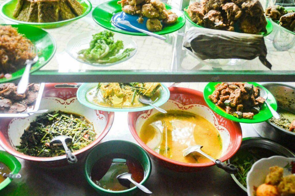 Bali Warung nourriture