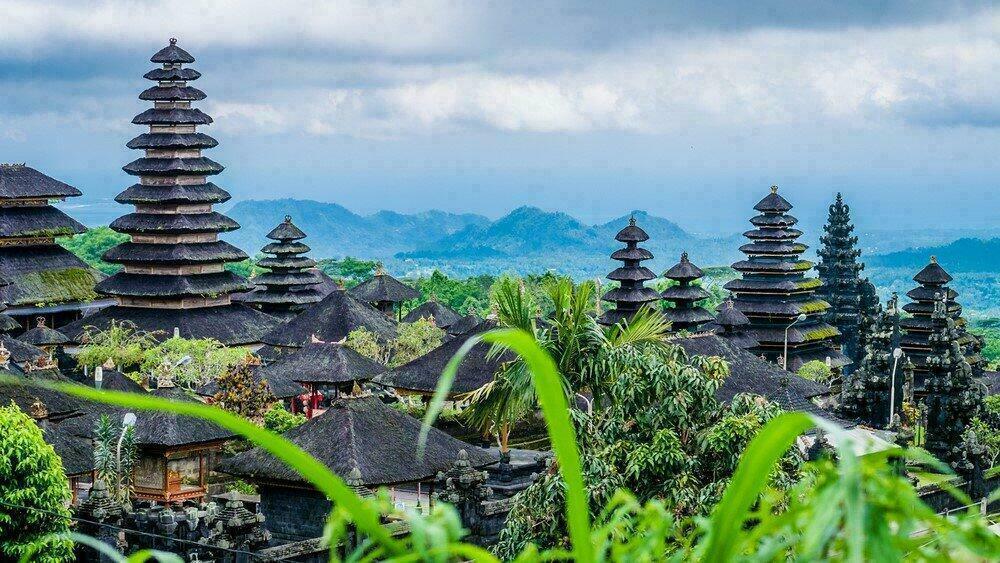 Temples Pura Besakih
