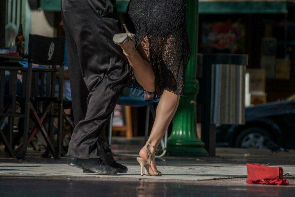 Buenos Aires - Tango à San Telmo
