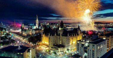 Ottawa en fête