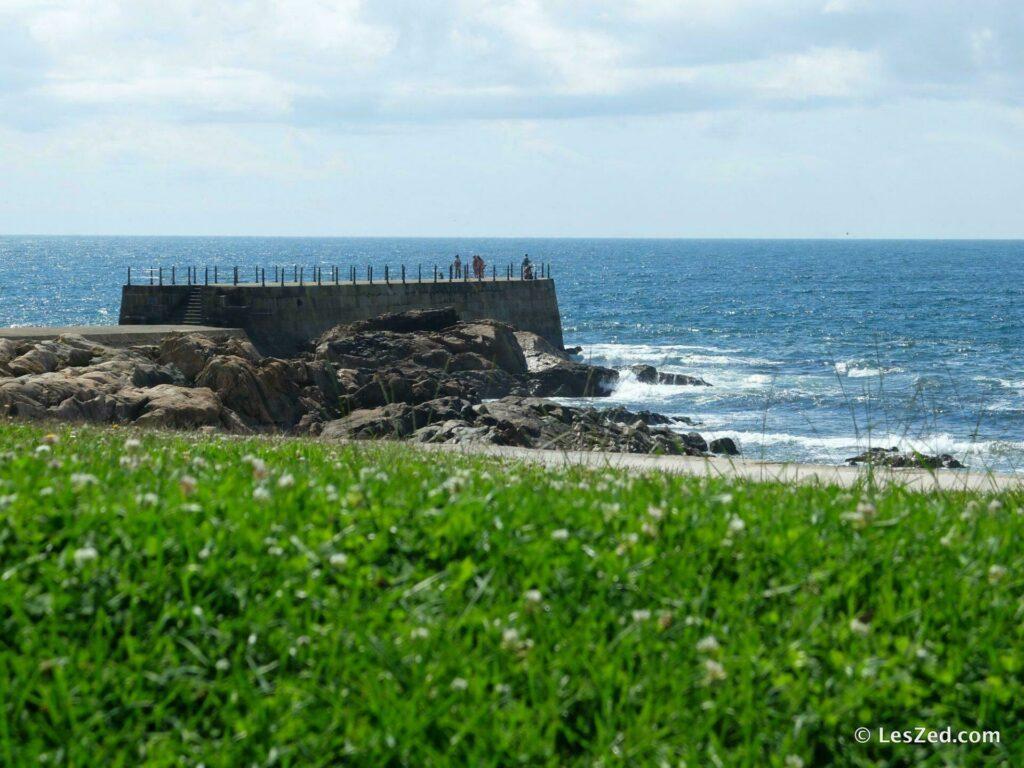 Porto, un climat océanique