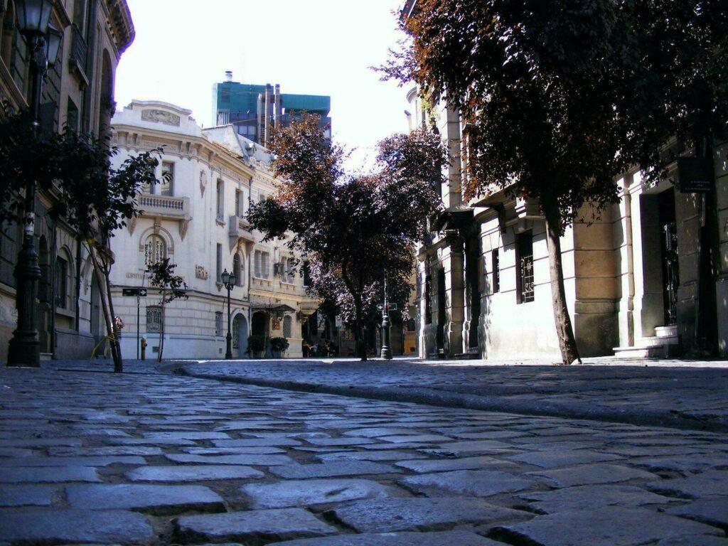 Quartier Paris-Londres/ Santiago
