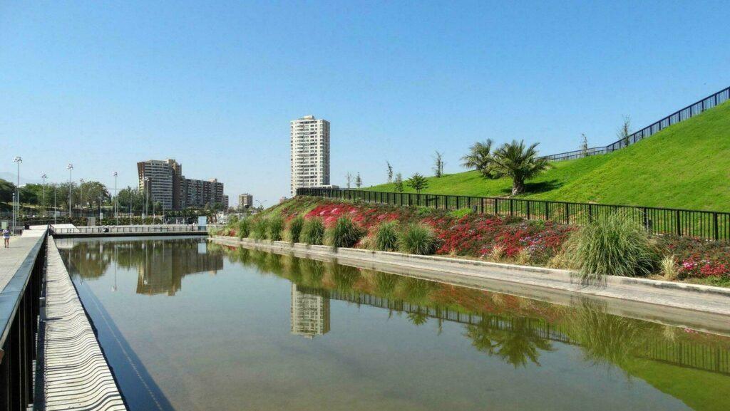 Parque Quinta Normal/ Santiago