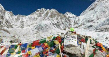 Direction l'Everest