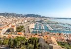 Vue sur Cannes