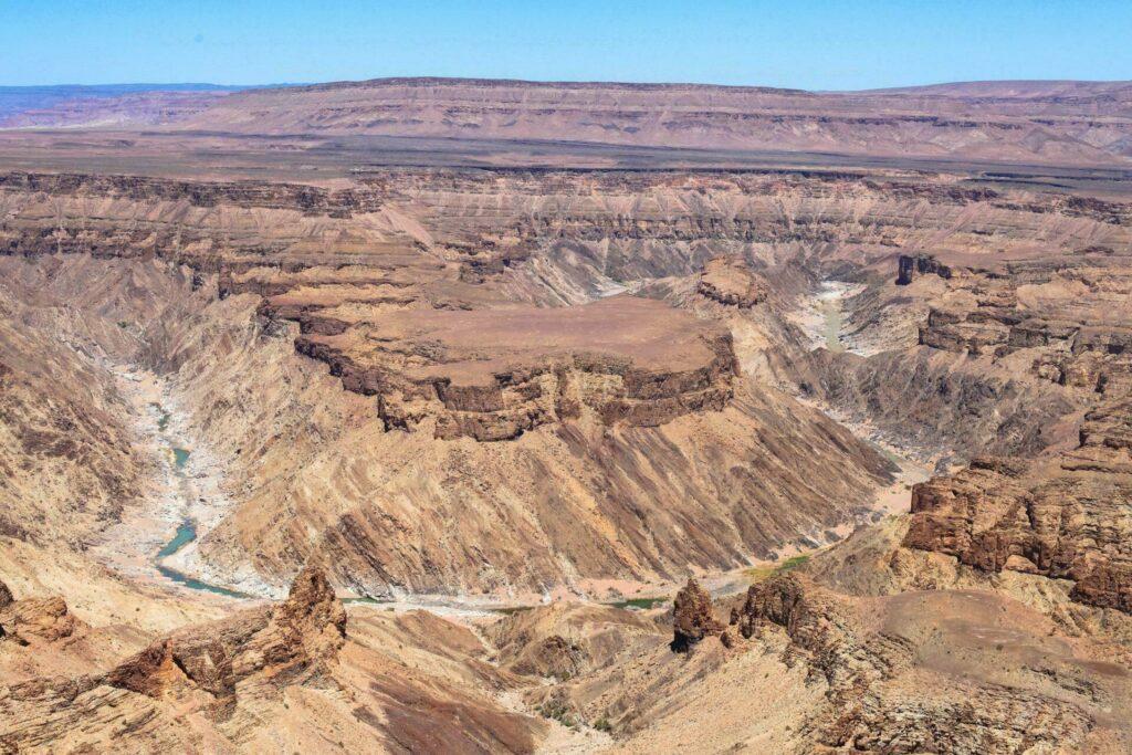 2ème plus grand canyon du monde !