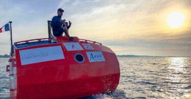Traverser l'atlantique à tonneau
