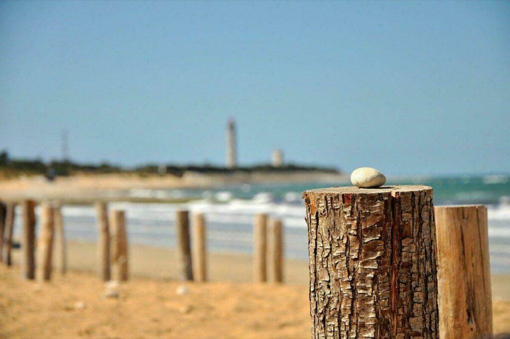 Ambiance plage à l'île de ré