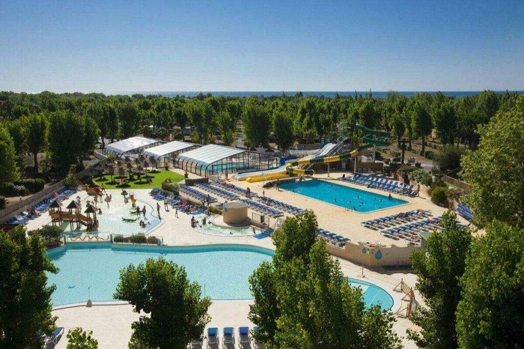 Parc aquatique du Domaine La Yole Wine Resort