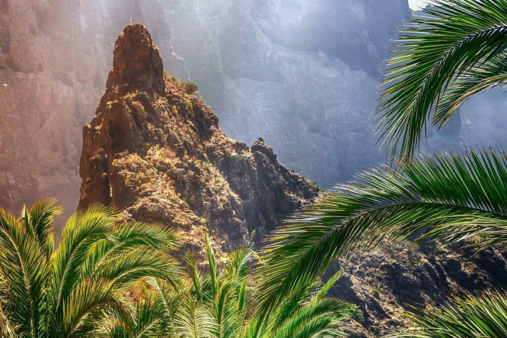 La vallée de Masca, situé à Ténérife