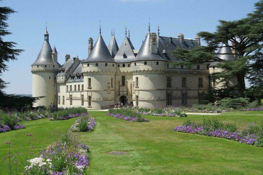 Un des nombreux châteaux de la Loire