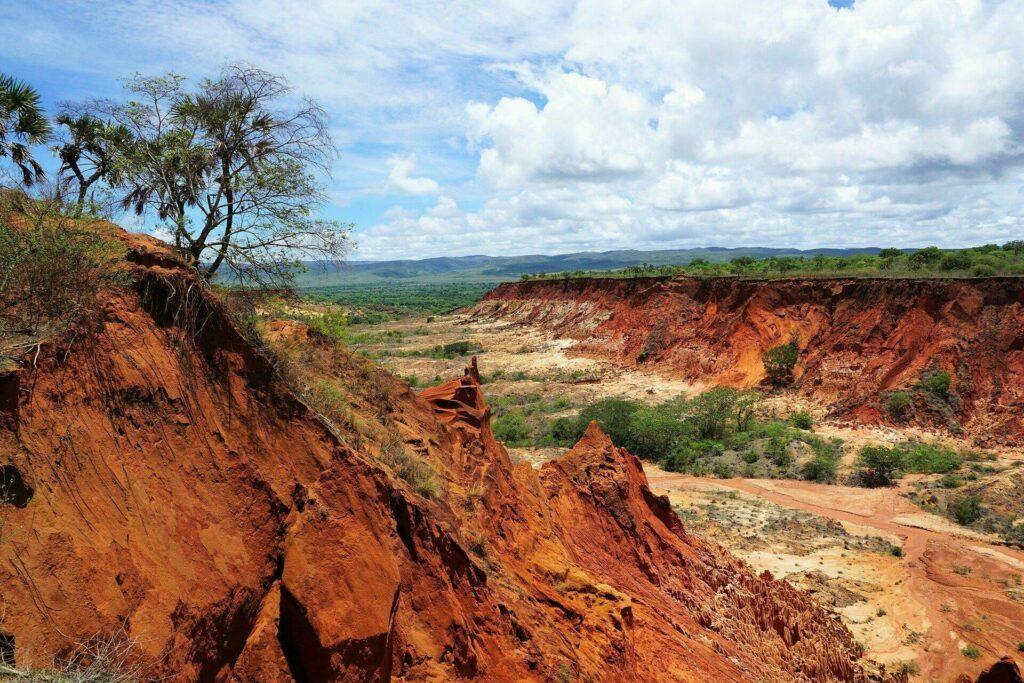 Un des Parcs à Madagascar