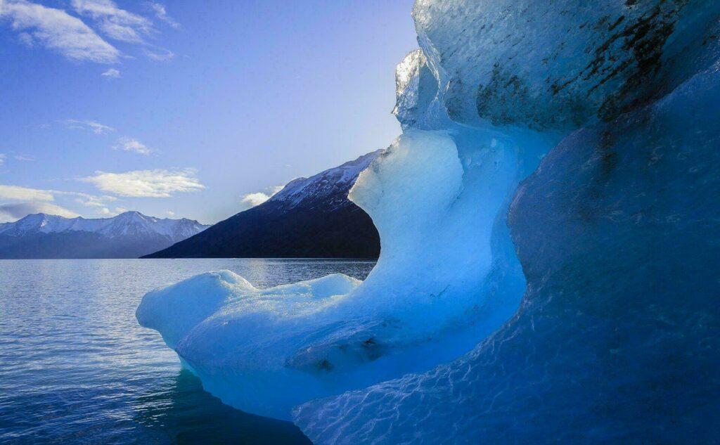 Le glacier d'El Calafate, en Patagonie Argentine