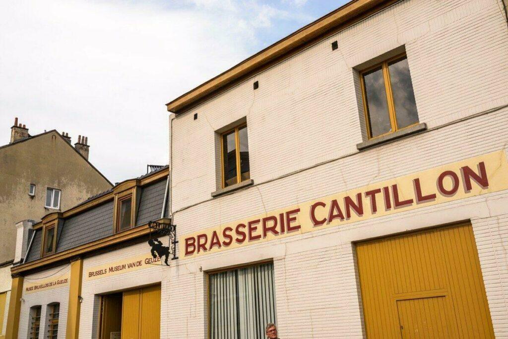 La brasserie Cantillon à Bruxelles