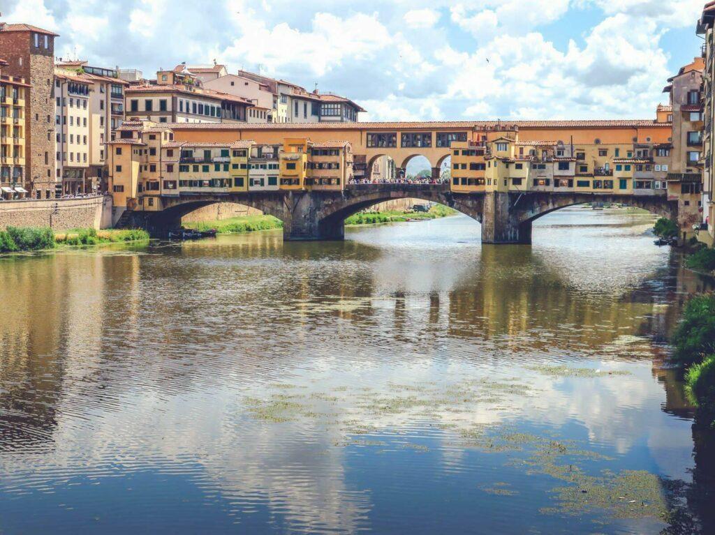 Le Ponte Vecchio de Florence