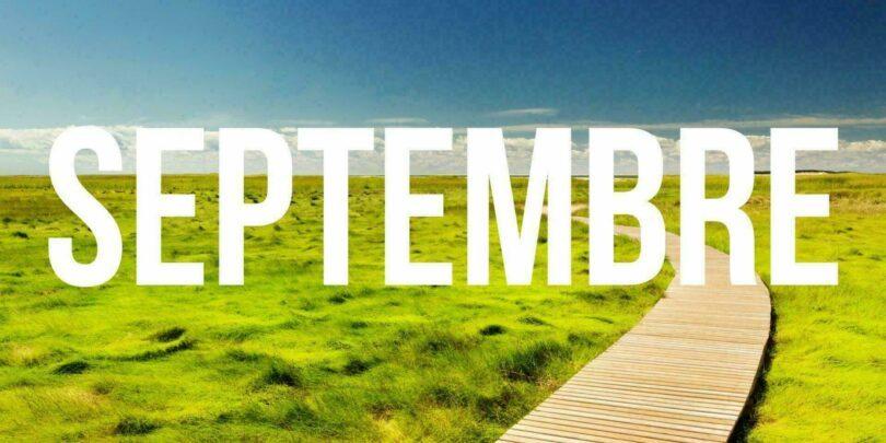 Où partir en septembre