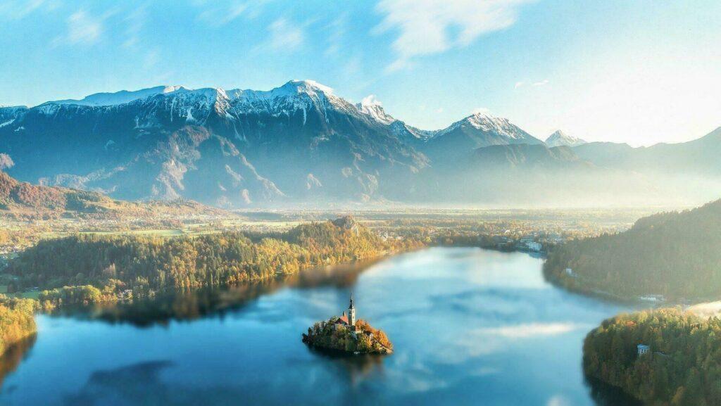 Partez découvrir la Slovénie