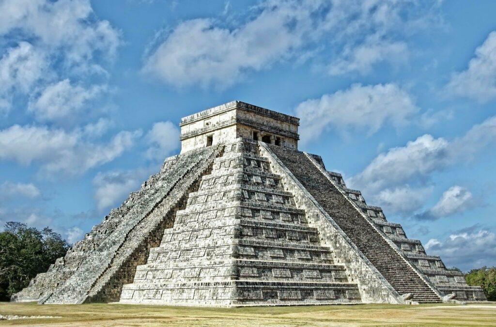 Le célèbre site archéologique de Chichén Itzá, dans le Yucatán, au Mexique