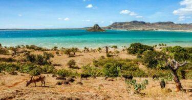Paysage à voir absolument à Madagascar