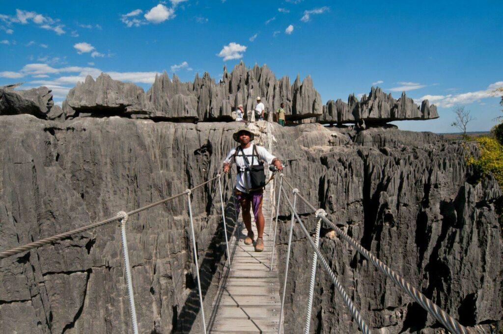 Pont de Tsingy de Bemaraha