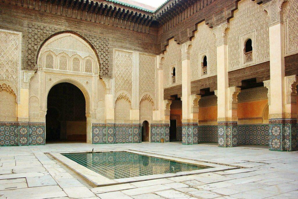 Patio de Marrakech