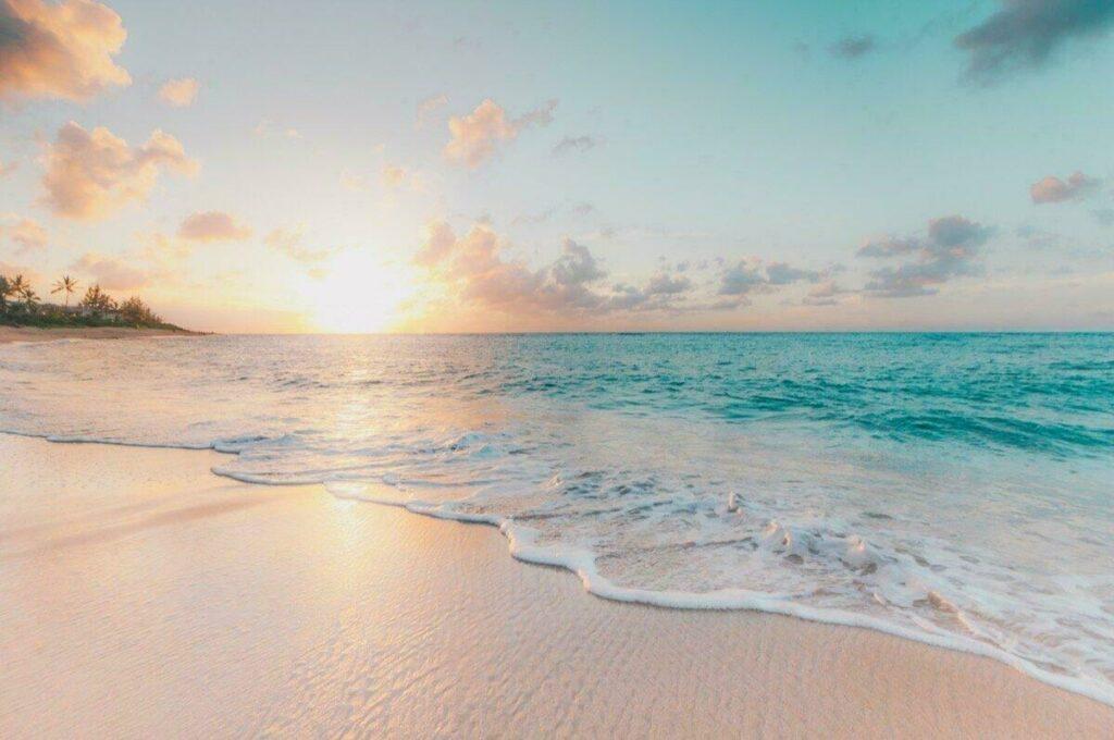 Bali par la mer
