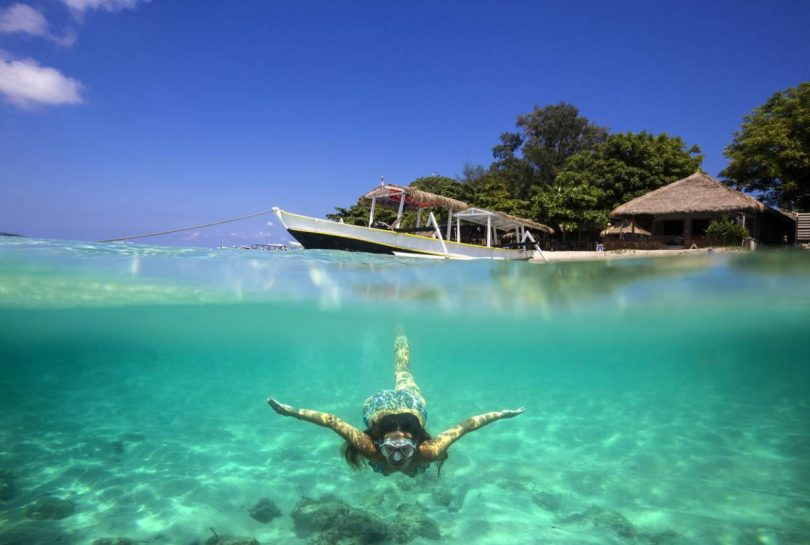 Visitez Bali autrement