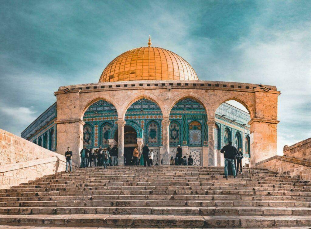 La mosquée Al-Aqsa de Jérusalem