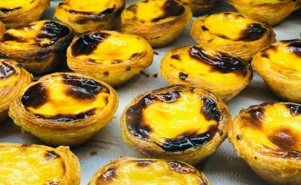Pastéis De Nata, spécialités de Lisbonne