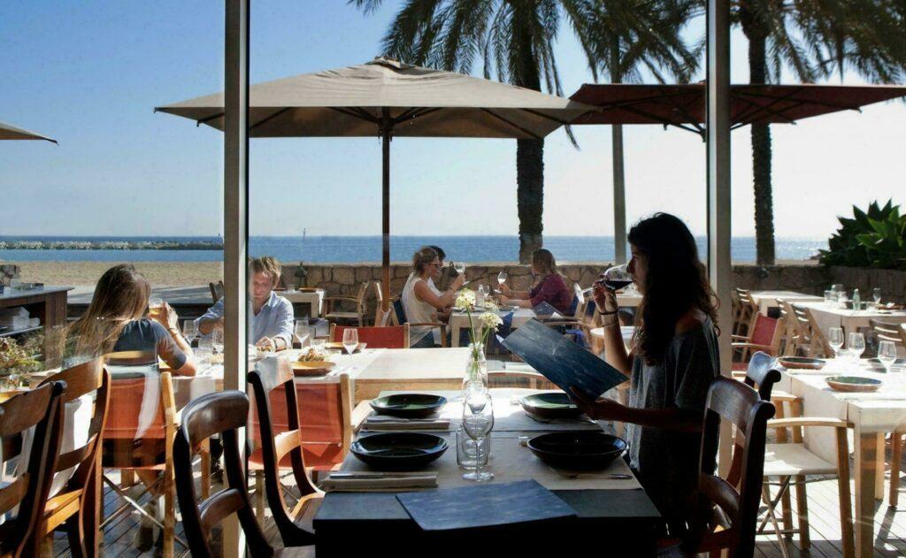 restaurant-barcelone-agua